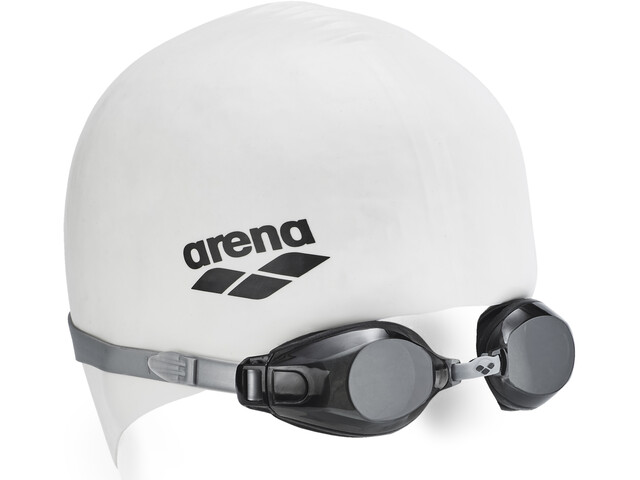 arena Pool Set, silver-smoke-white-black